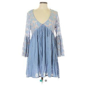 Umgee Dress Tunic sz L NWT